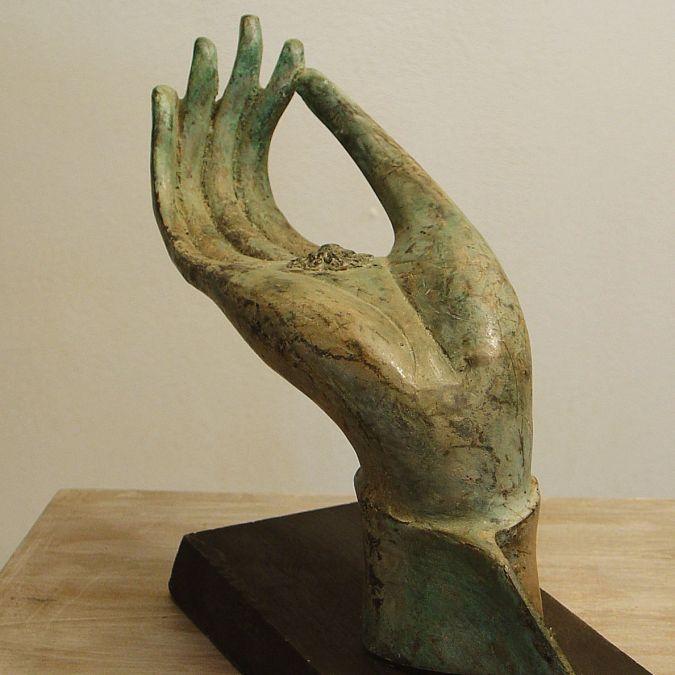 Ръката на Буда