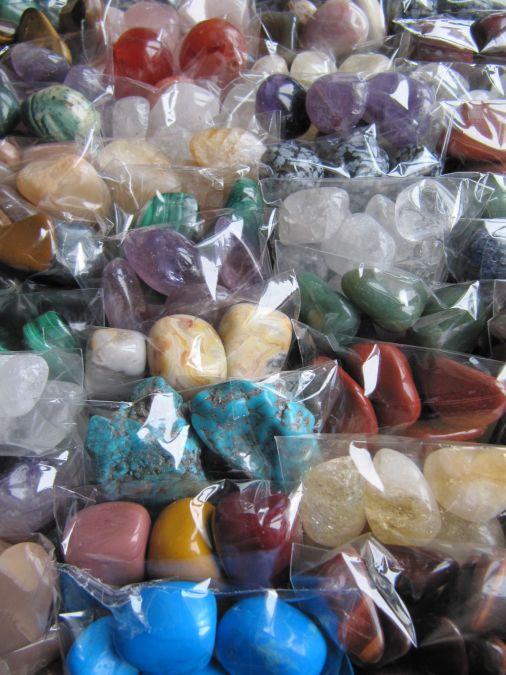 Полирани Камъни - Hефрит (Жад)
