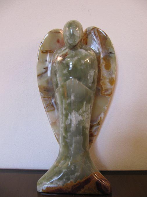 Ангел от Мраморен Оникс  30 см.